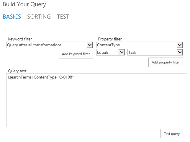 content type inheritance sharepoint